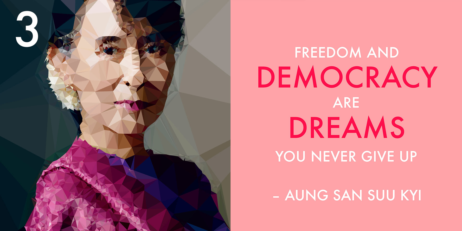 Aung San Suu Kyi Quote