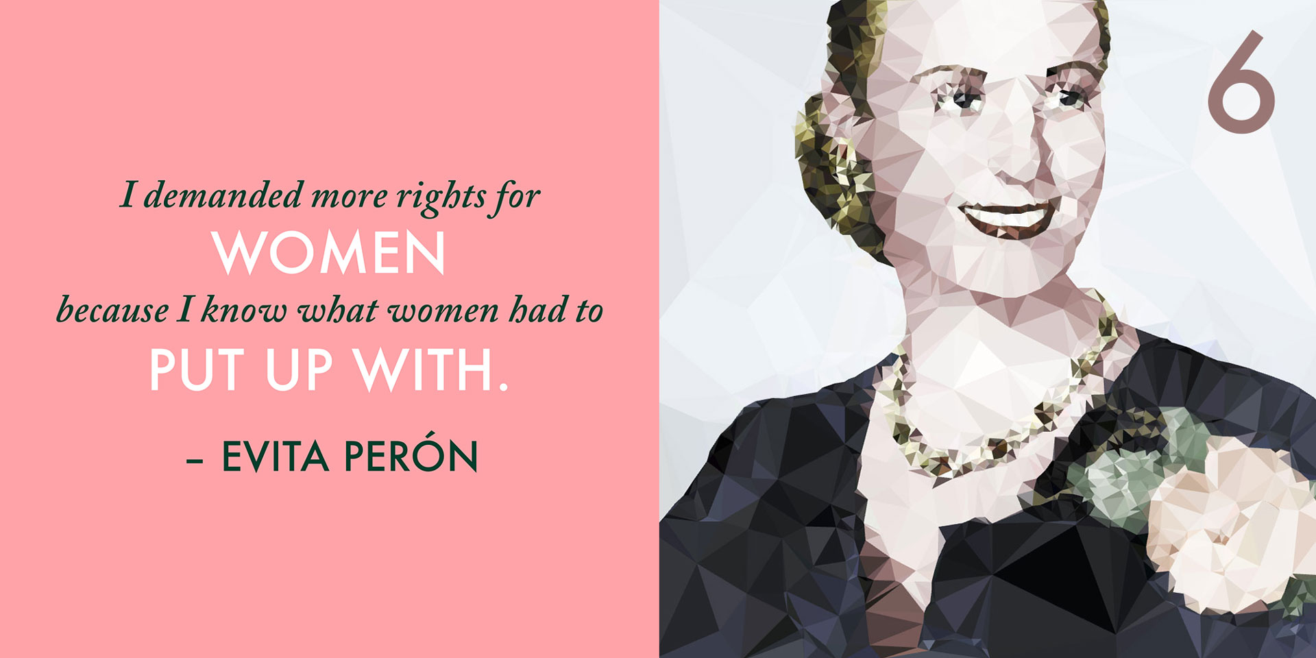 Evita Peron Quote