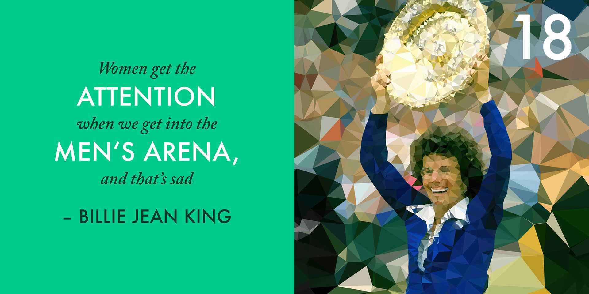Billie Jean King Quote